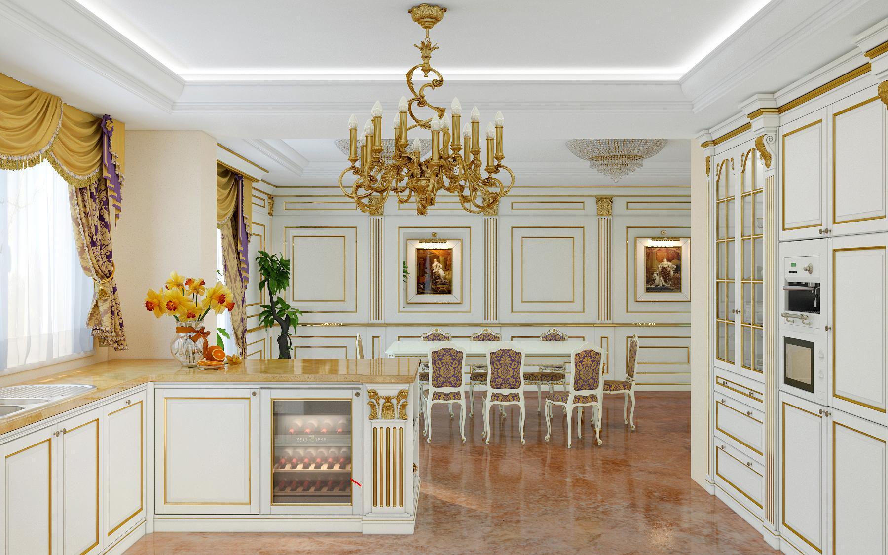Cucina di lusso made in italy modello legacy vimercati meda - Cucine di lusso prezzi ...