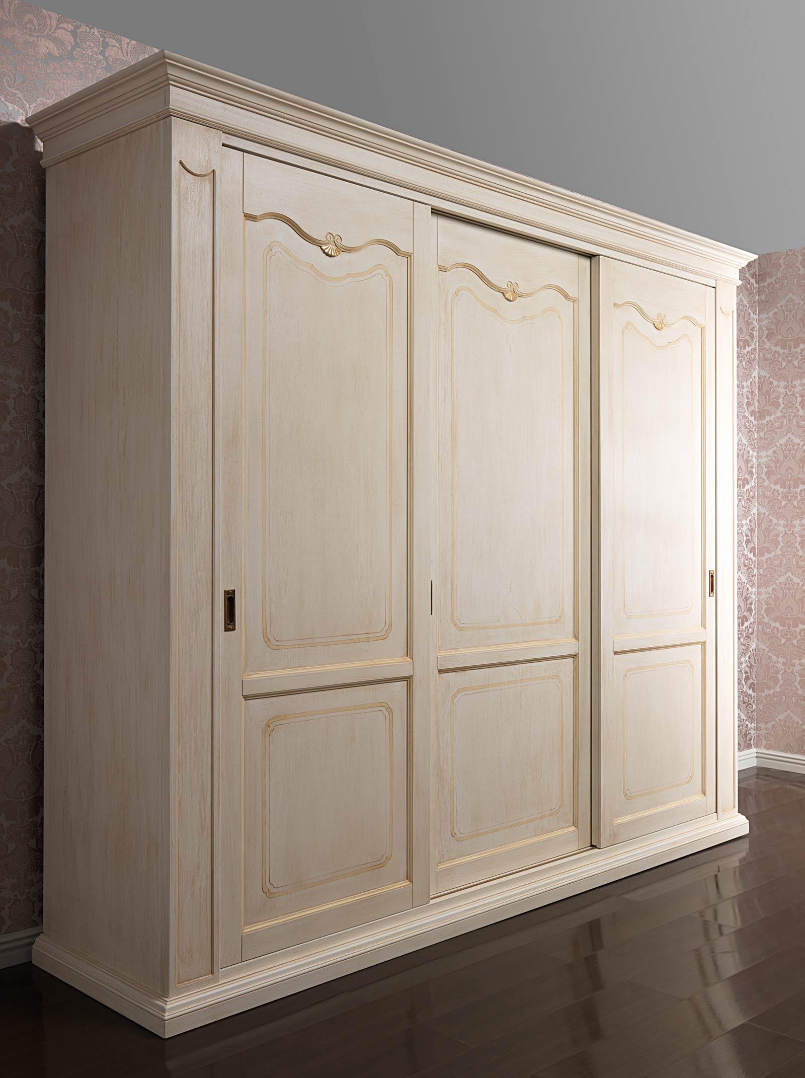 Armadio provenza in stile classico vimercati meda - Camere da letto stile provenzale ...
