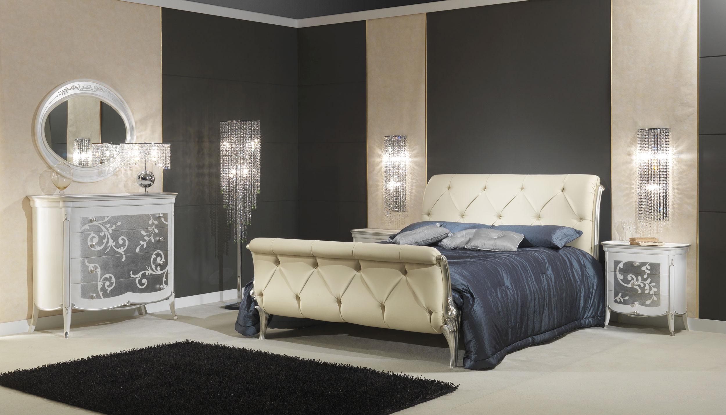 Camera da letto in stile dec made in italy vimercati meda for Camera da letto in stile sud ovest