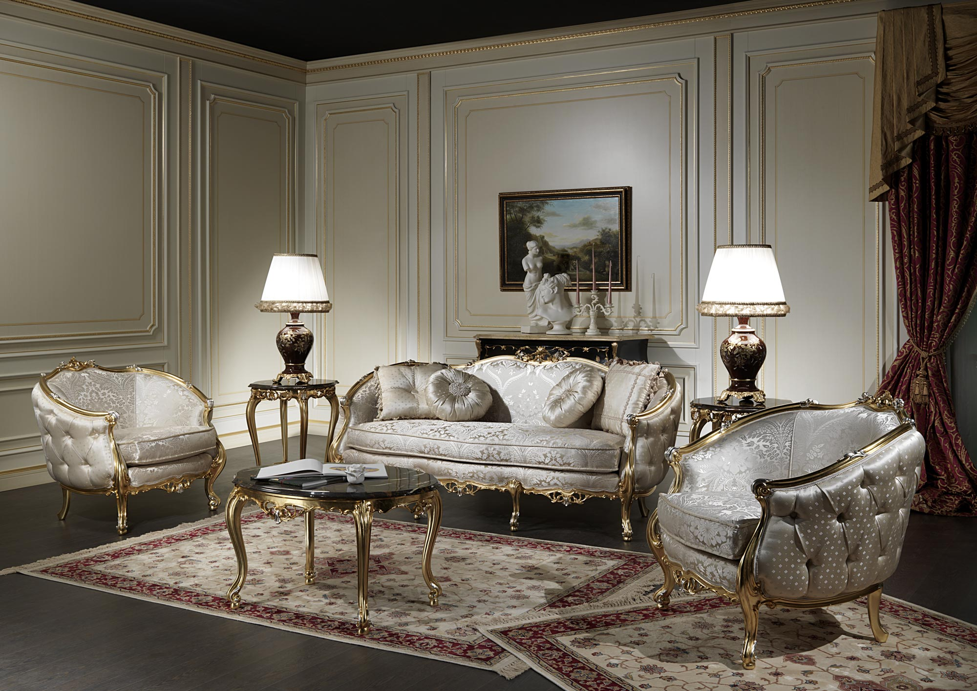 Dining Chairs Luxury Living Rooms