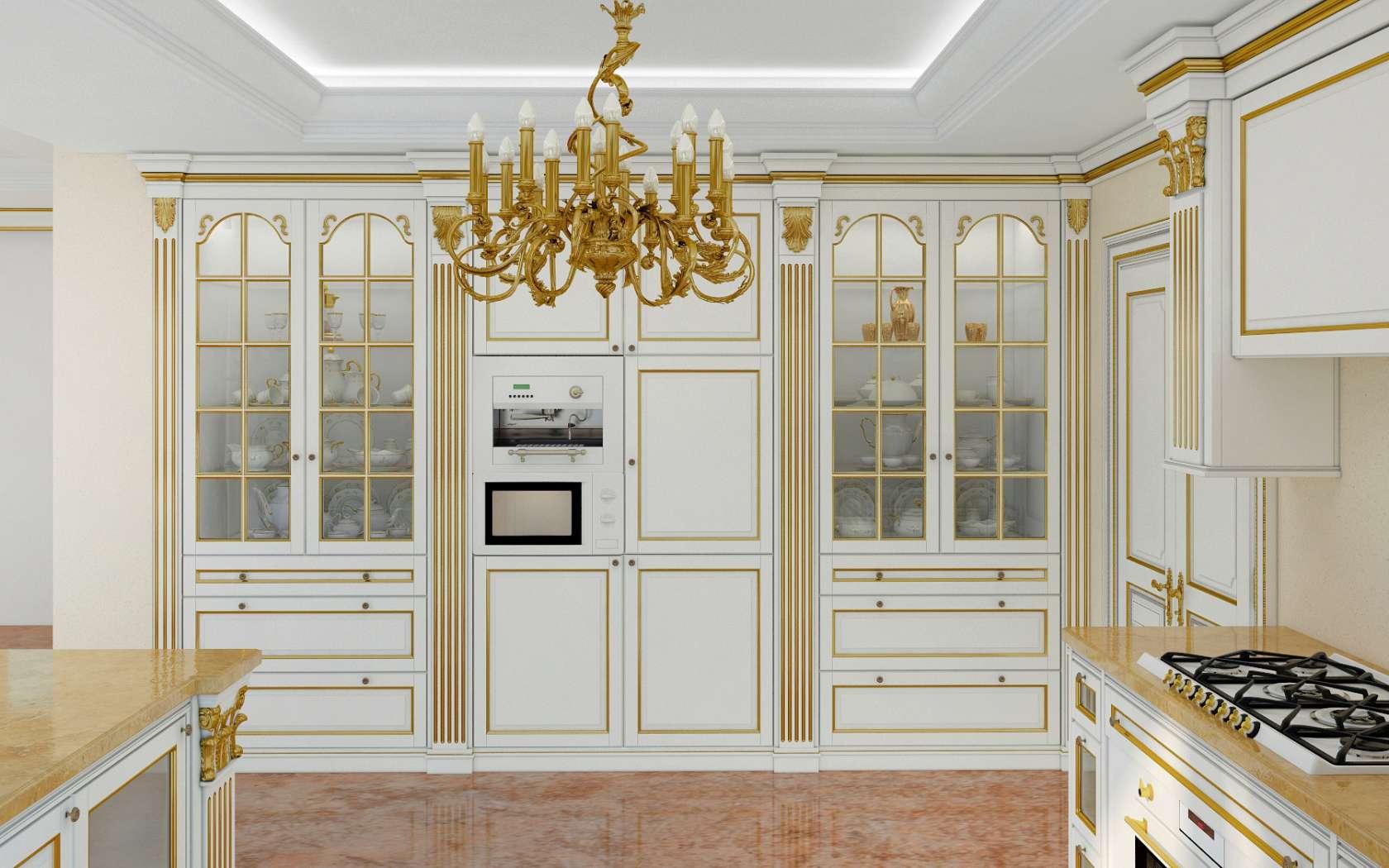 Cucine Di Lusso. Photo Gallery Of The Boiserie Di Lusso Cucine ...