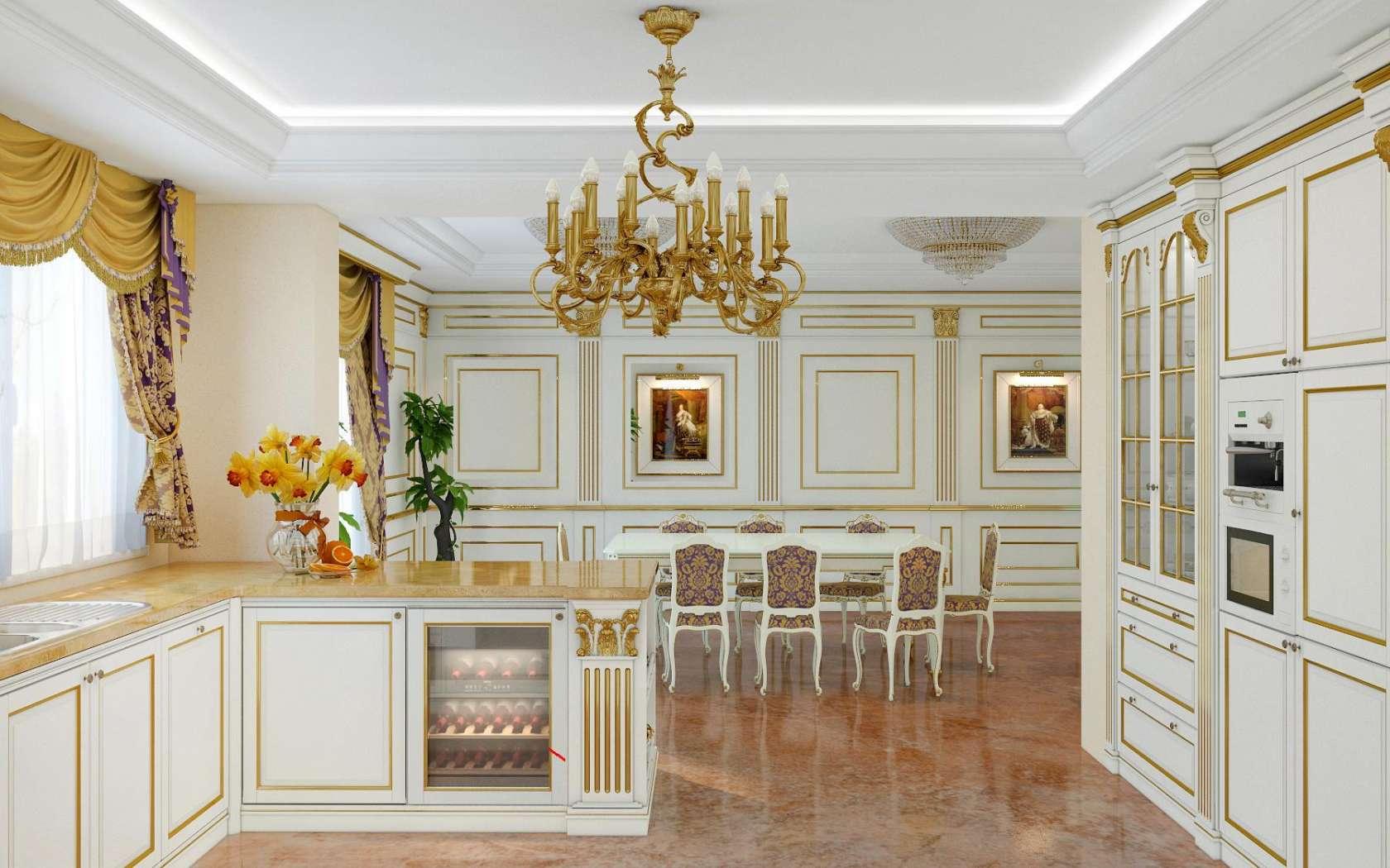 Cucine Di Lusso Classiche : Cucina di lusso made in italy modello legacy vimercati meda