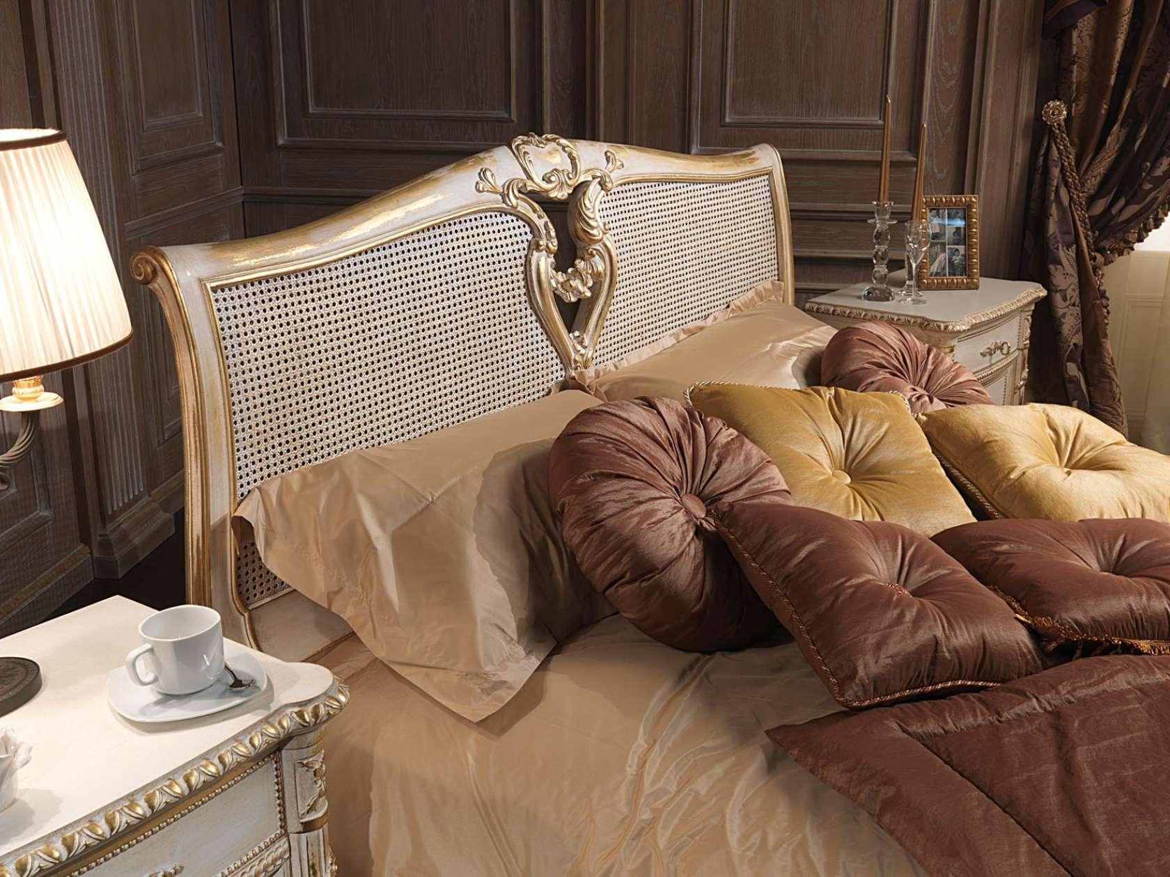 Camera da letto classica in stile luigi xvi letto testata for Chambre arabo suisse