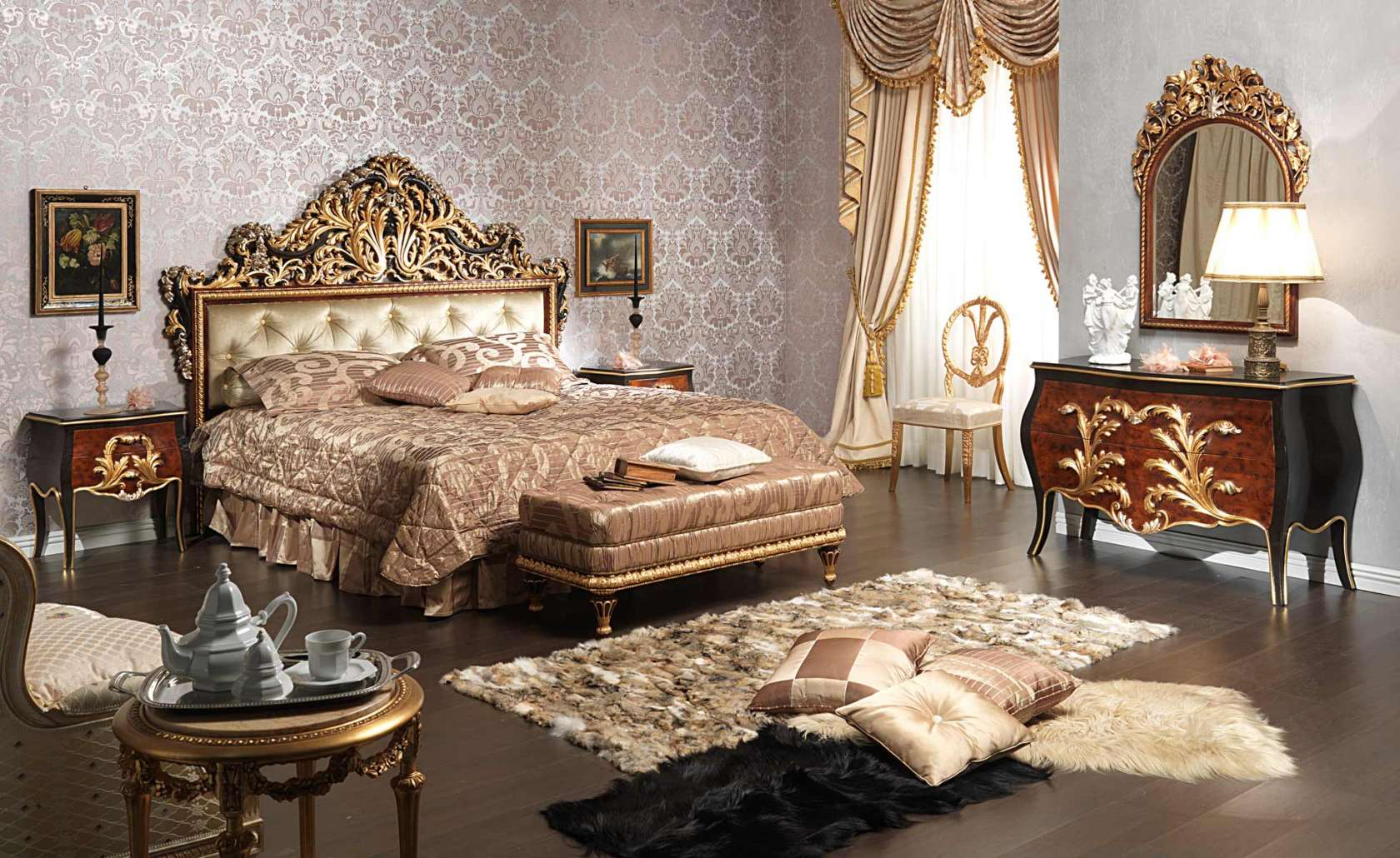 Image Result For Louis Xv Bedroom