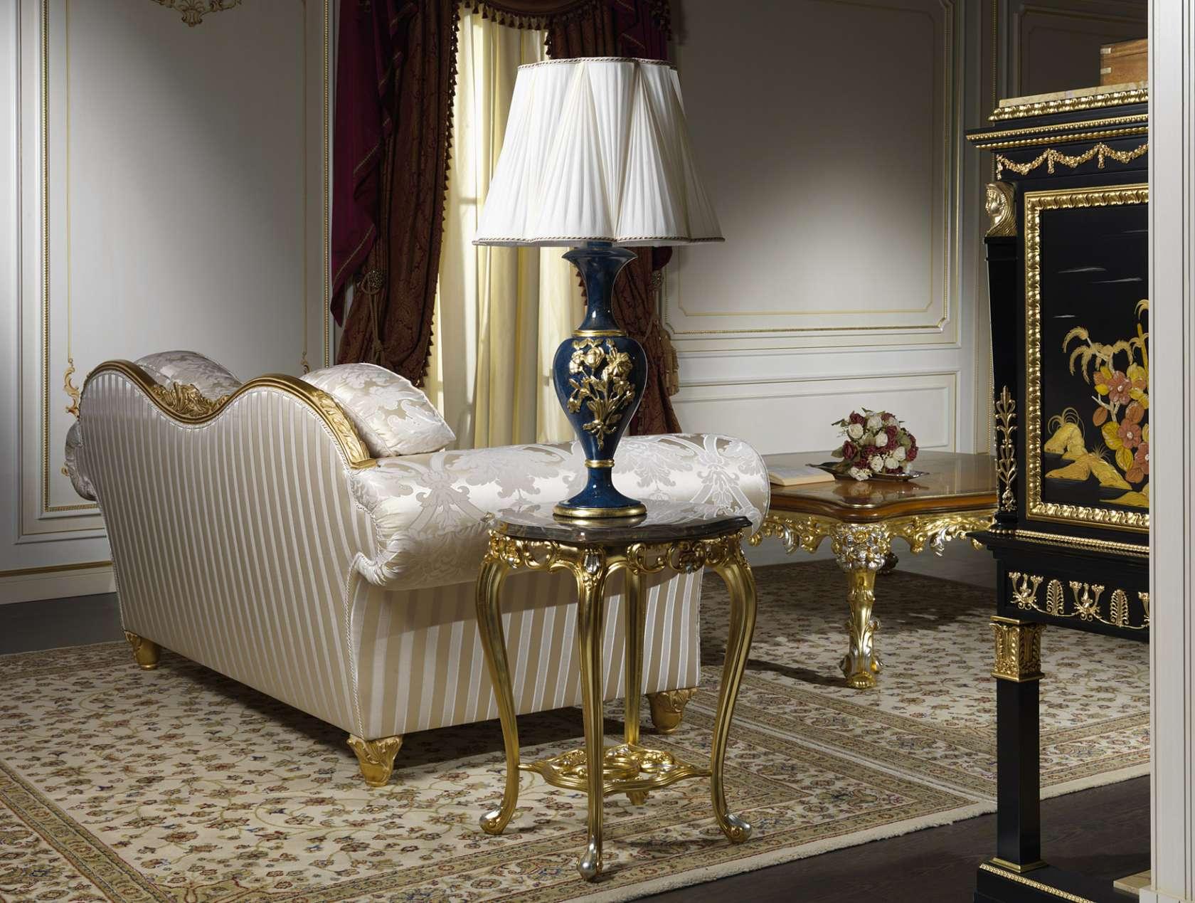 Mobili salotto stile classico vimercati meda for Mobili salotto