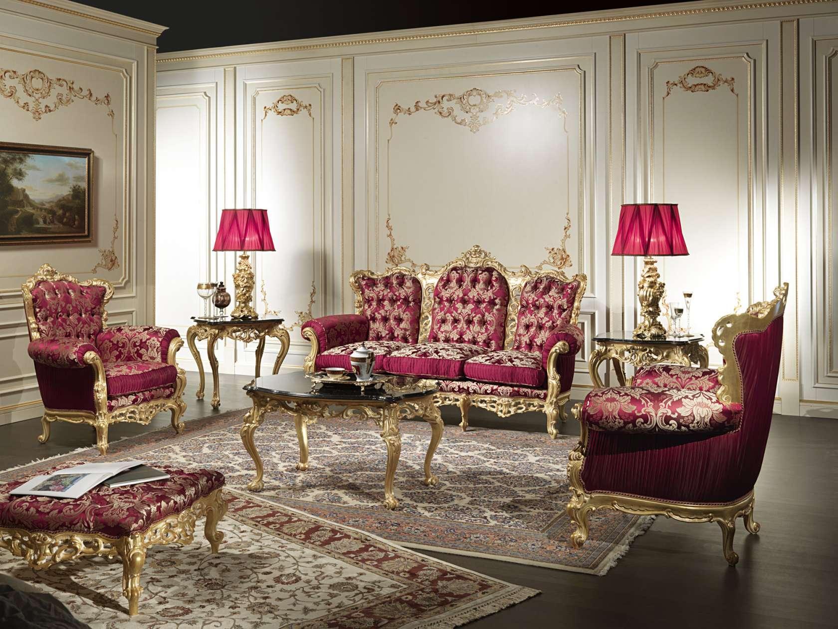 Salotto Dello Spam.Salotto Barocco Vimercati Meda