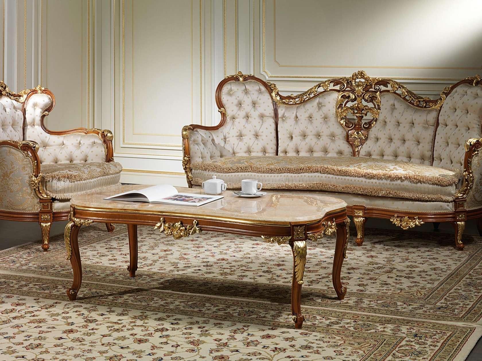 Salotto 800 in stile classico di lusso | Vimercati Meda