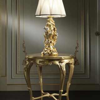 Lampade da tavolo classiche barocche