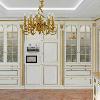 Cucina di lusso su misura Legacy