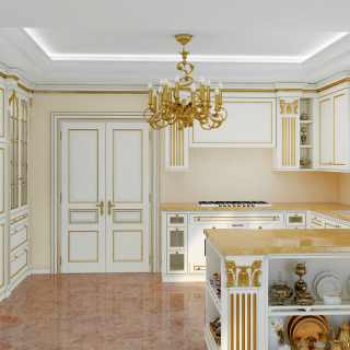 Cucina di lusso artigianale Legacy