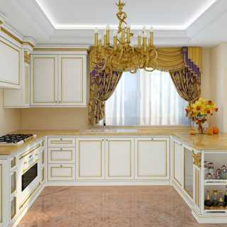 Cucina di lusso classica Legacy
