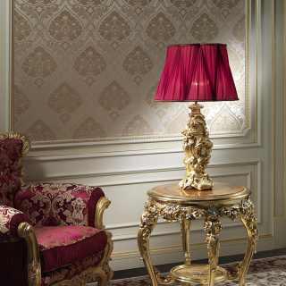 Lampada classica italiana barocca