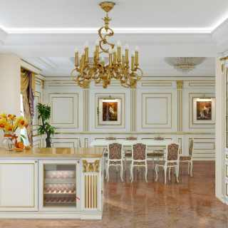 Cucina di lusso made in Italy Legacy