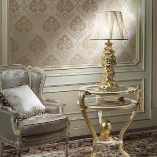 Lampada classica di lusso barocca