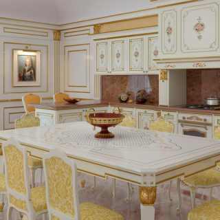 Cucina classica su misura Veruska