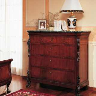 800 siciliano chest of drawers, made in Italy