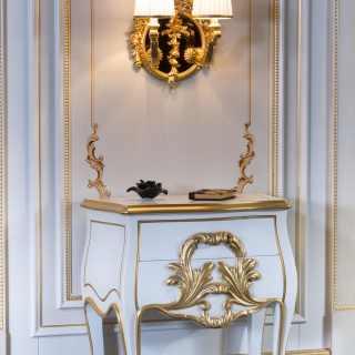 Comodino per camera matrimoniale classica