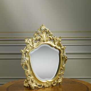 Specchio in stile classico da tavolo