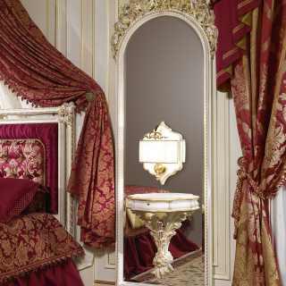 Specchiera per camera da letto di lusso
