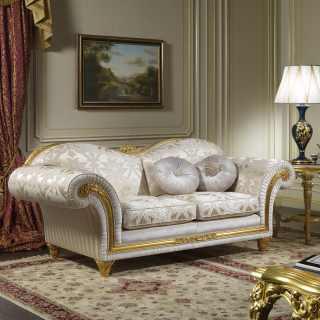 Arredamento per salotto in stile classico