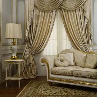 Tavolino salotto stile classico