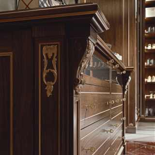 Cassettiera per cabina armadio