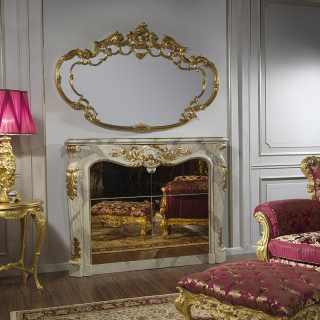 Mobili soggiorno barocco