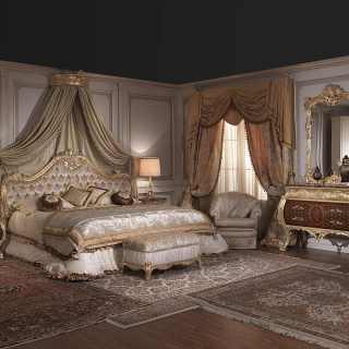 Mobili camera di lusso in stile Luigi XV
