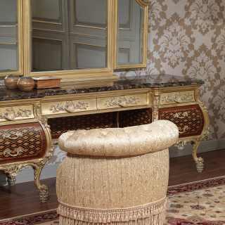 Poltroncina per camera di lusso