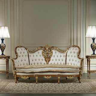 Divano Ottocento di lusso