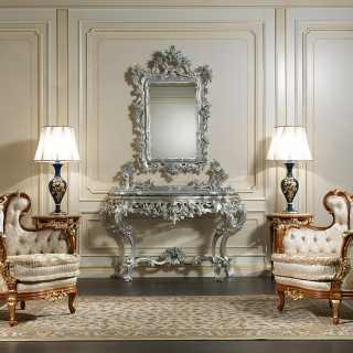 Poltrone Ottocento classiche