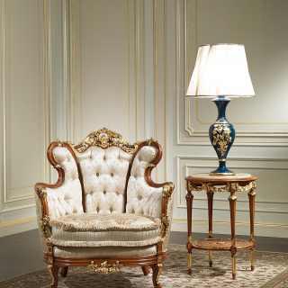 Poltrona 800 classica di lusso