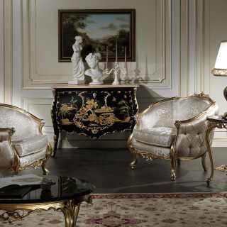Poltrone classiche di lusso Venezia