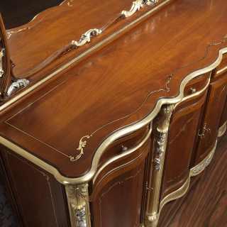 Credenza per sala di lusso in stile classico