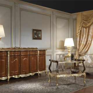 Mobili sala in stile classico Luigi XV