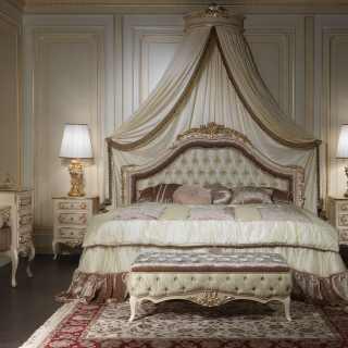 Letto stile classico collezione Louvre 943