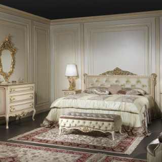 Camera stile classico francese Louvre 943