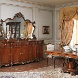 Mobili classici e di lusso zona Giorno | Vimercati Meda