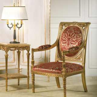 Poltrona classica Versailles