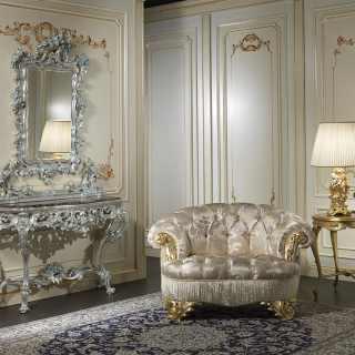 Consolle di lusso barocca