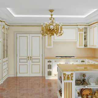 Cucina di lusso Legacy