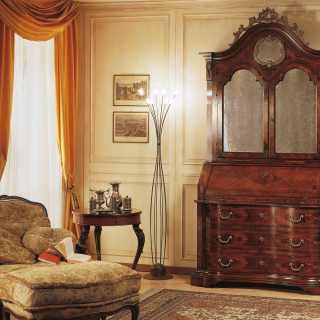 Camere da letto classiche e mobili classici e di lusso per for Mobili 700 lombardo