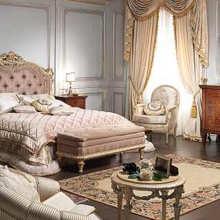 Camere da letto classiche e mobili classici e di lusso per - Camere da letto classiche eleganti ...