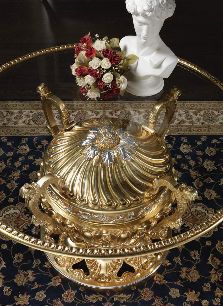 Tavolo classico cristallo