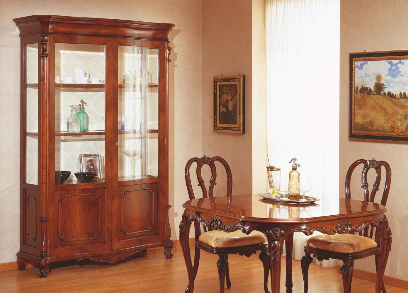 Tavolo In Stile Classico Stilema Pictures To Pin On Pinterest #AD4A1E 1392 1000 Sala Da Pranzo Classica Stilema