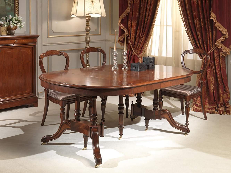 Tavolo classico allungabile