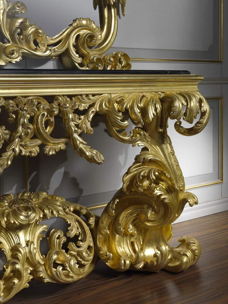 Consolle classica in stile barocco 995