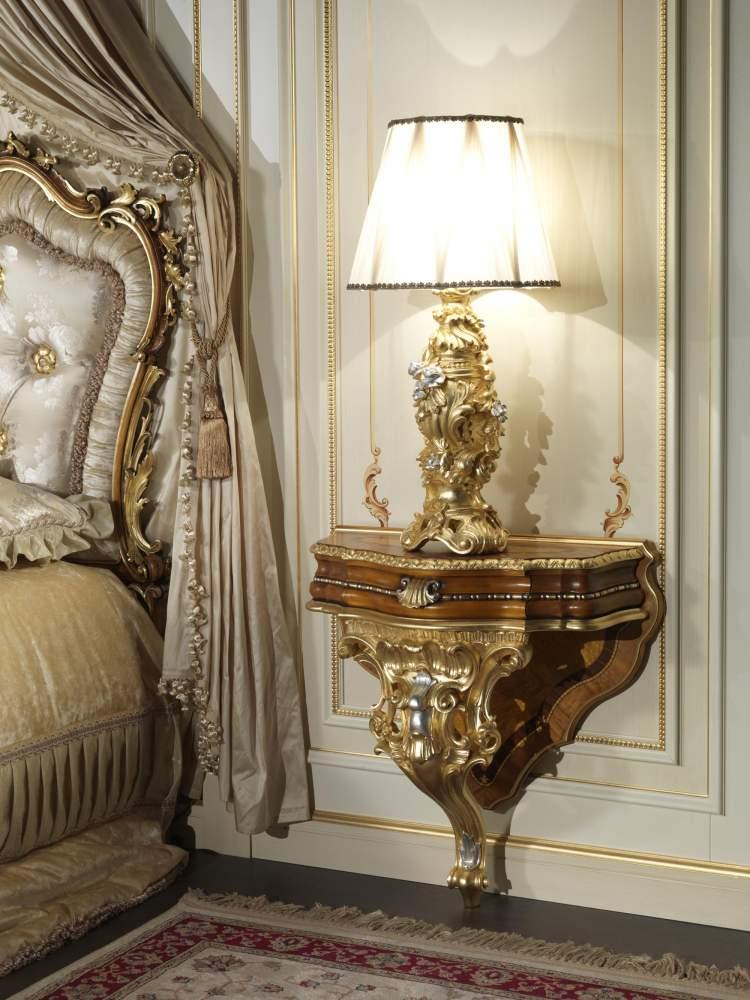Comodino classico barocco art. 2013