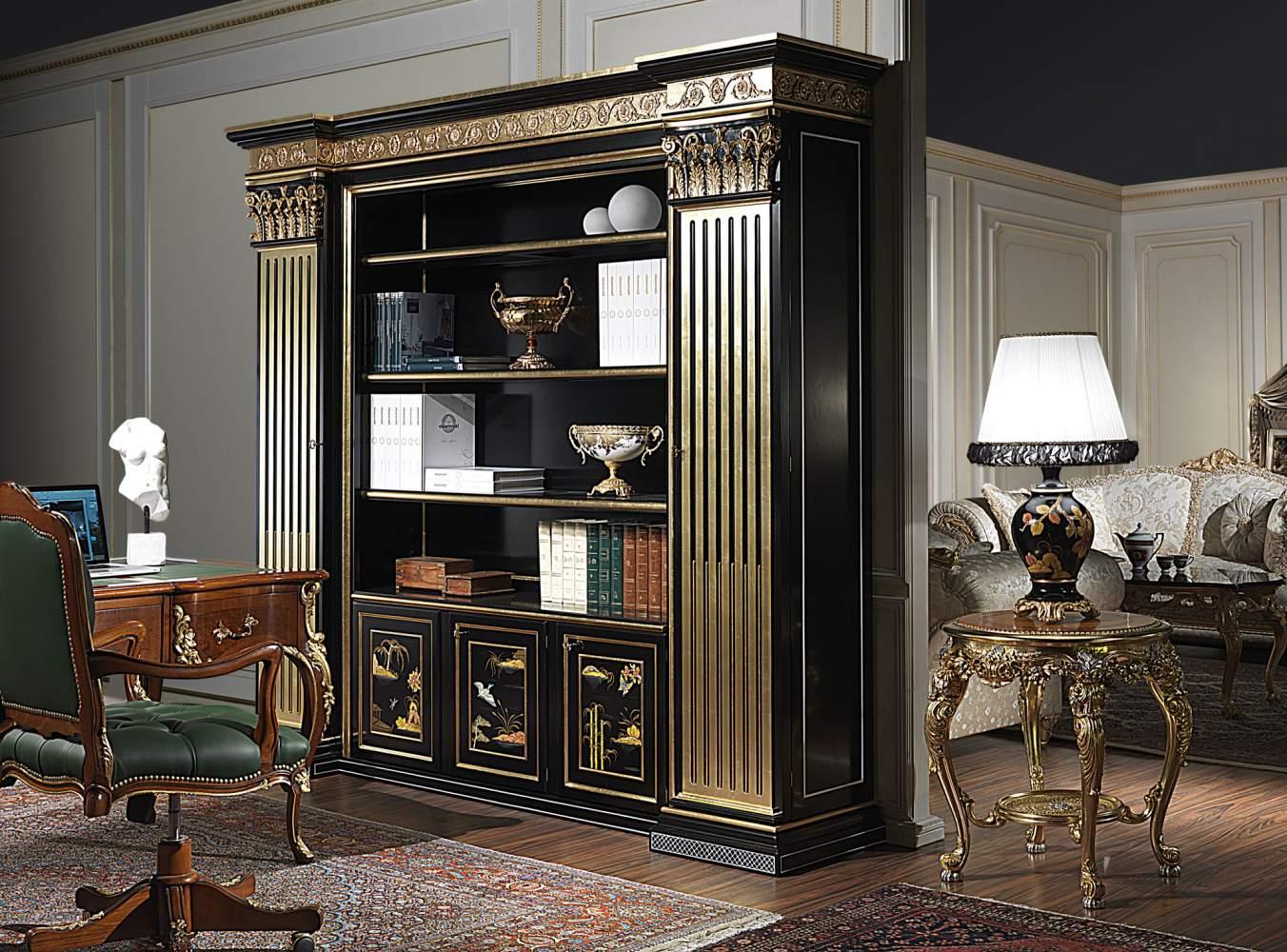 Libreria Luigi XV Chinoiserie art.91/3