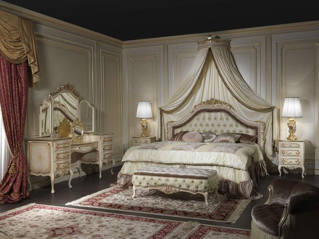 Mobili camera stile classico Louvre 943
